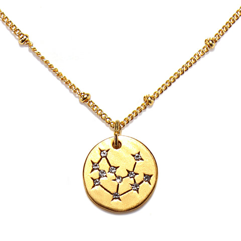 Virgo Stellina Necklace