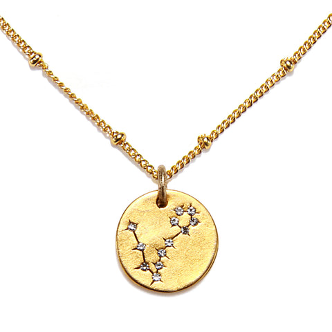 Pisces Stellina Necklace