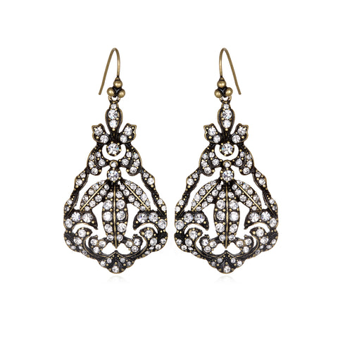 Florentine Drop Earrings