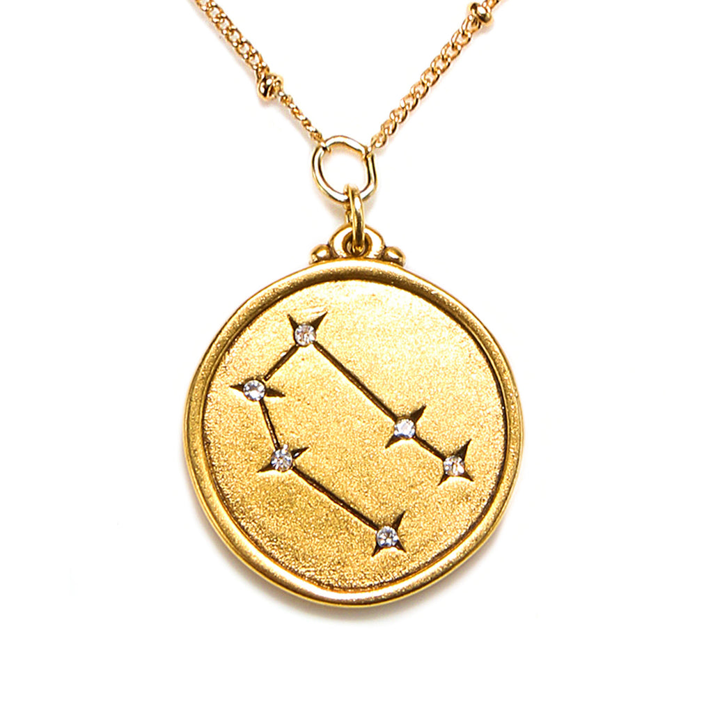 pendant necklace talon zodiac shop necklaces gemini
