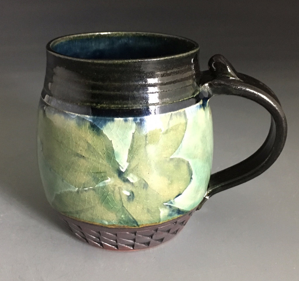 Mug in our Old Green Glaze!!!!!