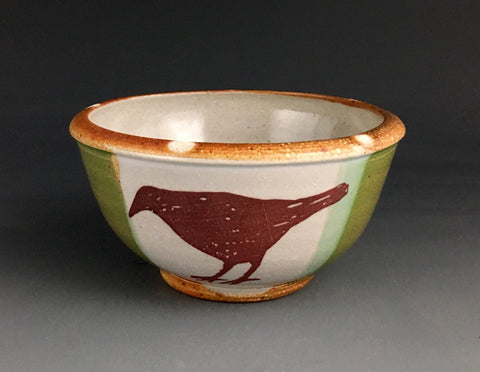 Evelyn Ward Crow Bowl