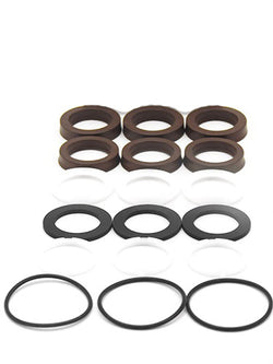 Replaces Comet Pump 5019.0672.00  Complete 20mm Water Seal Kit for RWN, RW, RWS Pumps