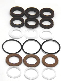Replaces Comet Pump 5019.0673.00 Complete 18mm Water Seal Kit for RW, RWS Pumps