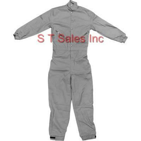 HEAVY DUTY LIGHT WEIGHT WELDING SANDBLASTING DURABLE WORK COVERALLS