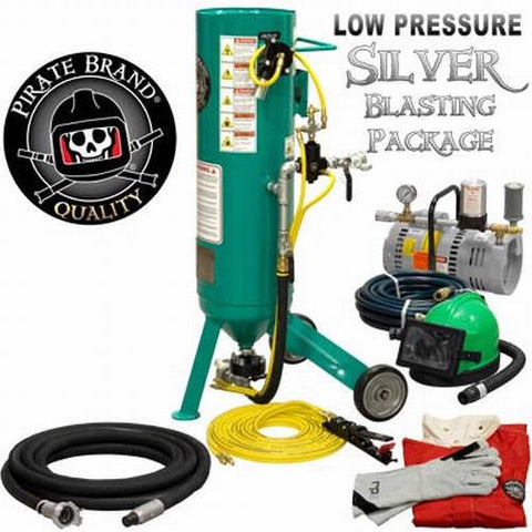 CLEMCO STYLE CLASSIC 150 JR  SANDBLASTER 1 CUFT SAND POT BLASTING SYSTEM