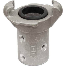 "STANDARD ALUMINUM SANDBLAST MACHINE HOSE QUICK COUPLING FOR 3/4"" ID HOSE Q-1-AL"