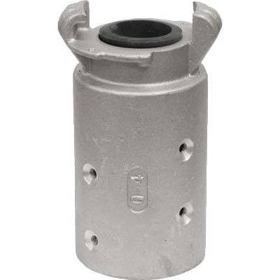 "STANDARD ALUMINUM SANDBLAST MACHINE HOSE QUICK COUPLING FOR 11/2"" ID HOSE Q-4-AL"