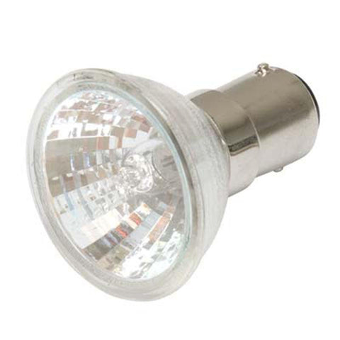 WESTERN TECH STYLE NO-AIR ALUMINUM BLAST LIGHT REPLACEMENT 35 WATT HALOGEN BULB
