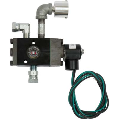 REPLACES SCHMIDT AXXIOM 8404-000-95 PORTABLE BLAST MACHINE COMPLETE ELECTRIC CONTROL VALVE ASSEMBLY