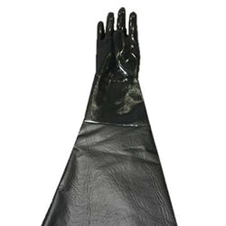 "Replaces Clemco 12710 Sandblast Cabinet Smooth Neoprene Left Glove 8"" X 31"""