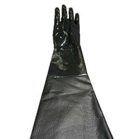 "Replaces Clemco 12711 Sandblast Cabinet Smooth Neoprene Right Glove 8"" X 31"""