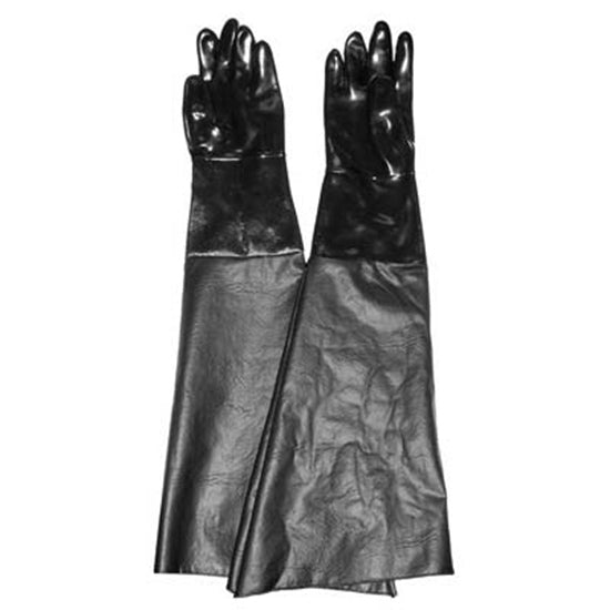 "Sand Blast Cabinet Gloves Replaces Empire Blast Cabinet Gloves 509-891 31"" Pair"