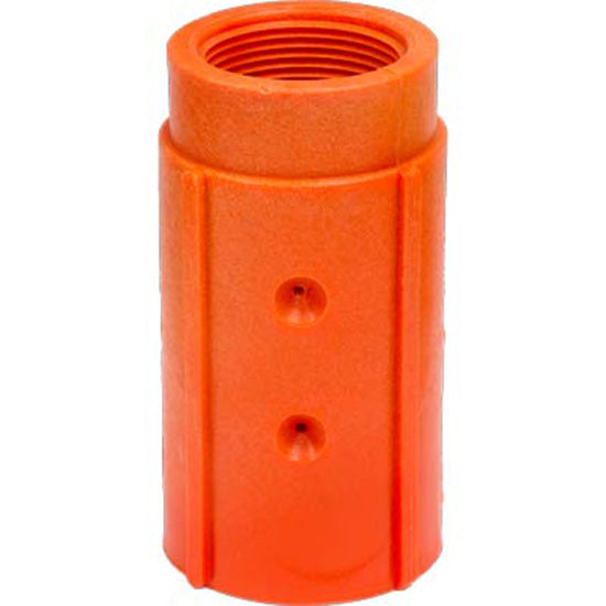 "Standard Nylon Sandblast Hose Nozzle Holder Coupling For 1"" Id Hose He-2-ny"