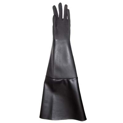 "SAND BLAST CABINET GLOVES REPLACES EMPIRE BLAST CABINET GLOVES 8"" X 28"" LEFT"