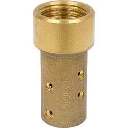 "MHE-1-BR 50 MM BRASS SANDBLAST BLAST HOSE NOZZLE HOLDER FOR 3/4"" ID HOSE"