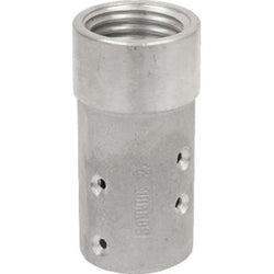 "MHE-2-AL 50 MM ALUMINUM SANDBLAST BLAST HOSE NOZZLE HOLDER FOR 1 "" ID HOSE"