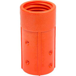 "MHE-2-NY 50 MM NYLON SANDBLAST BLAST HOSE NOZZLE HOLDER FOR 1 "" ID HOSE"