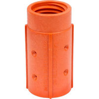 "MHE-3-NY 50 MM NYLON SANDBLAST BLAST HOSE NOZZLE HOLDER FOR 1 1/4 "" ID HOSE"