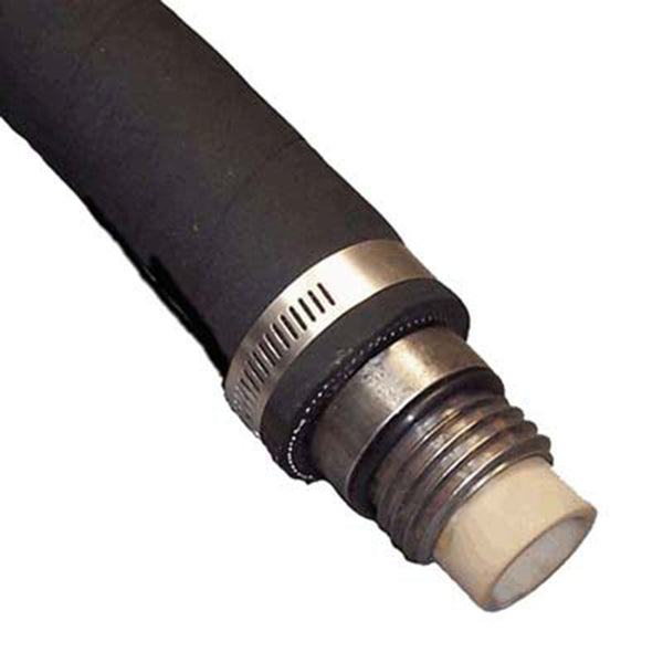 "REPLACES PK LINDSAY 850-124 1"" X 50' SANDBLAST HOSE WITH ENDS FOR SANDBLASTERS"