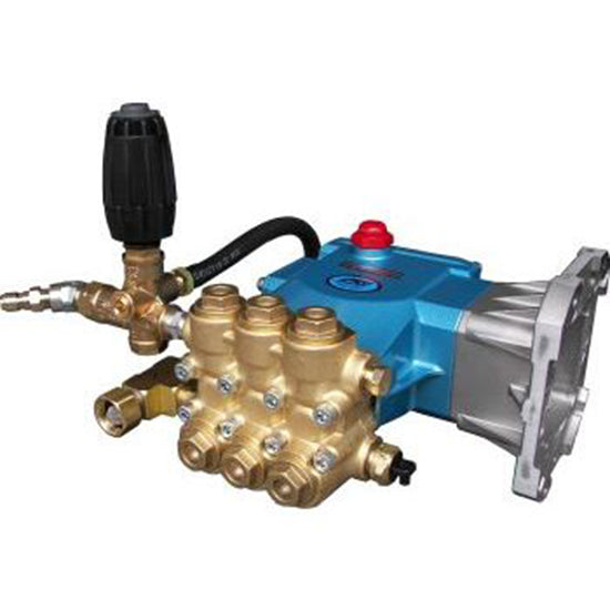 CAT 66DX40GG1 Pump Made Ready Fully Plumbed Pump 4 GPM @ 4000 PSI W/Unloader