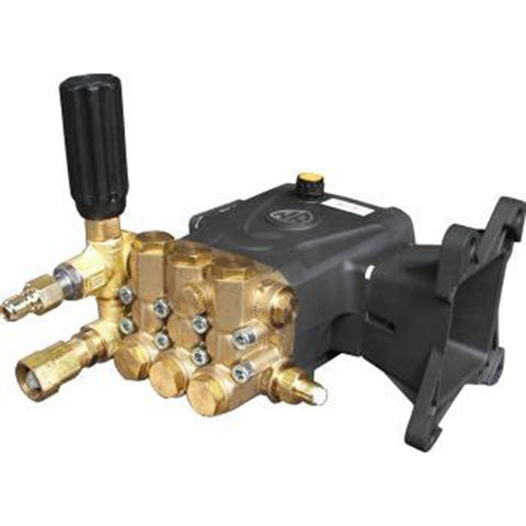 AR RRV4G40D-F24 Pump Made Ready Fully Plumbed Pump 4 GPM @ 4000 PSI w/Unloader