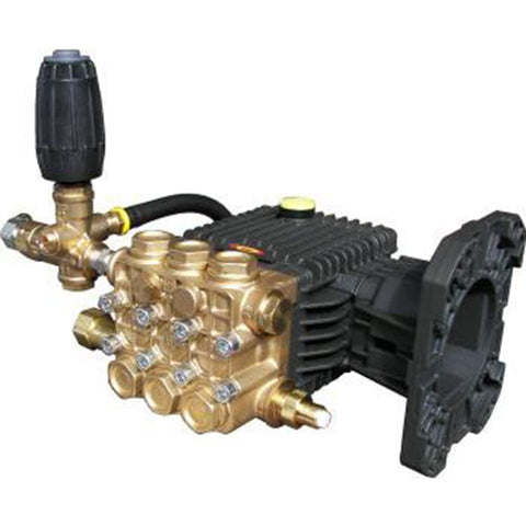 General TX1508G8 Pump Made Ready Fully Plumbed Pump 3 GPM@3200 PSI VRT Unloader