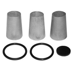 "REPLACES CLEMCO 01925 1"" ABRASIVE TRAP SERVICE KIT FOR SANDBLASTER POT BLASTER"