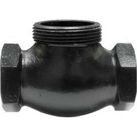 REPLACES CLEMCO 01968 OUTLET VALVE BODY FOR 600/300 SANDBLASTER DEADMAN REMOTE