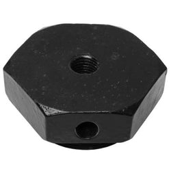 "REPLACES CLEMCO 01983 1"" INLET VALVE TOP CAP FOR SANDBLASTER POT DEADMAN"