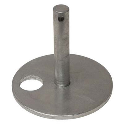Replaces Clemco 02427 Flat Sand Valve Fsv Disc W/stem Grit Valve For Sandblaster