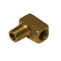 REPLACES CLEMCO 03993 TLR-300 INLET VALVE BRASS ELBOW FOR SANDBLASTER REMOTE