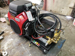 Skid Mount 3500 PSI 8 GPM Honda GX690 AR Pump Cold Water Softwash Style Pressure