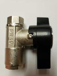 Easy Turn Softwash Pressure Wash DN10 Ball Valve