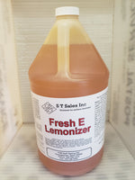 "Fresh ""E"" Lemonizer Bleach Stable House Wash Surfactant and Alkalinity Enhancer with Fresh Lemon Scent"