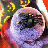 Halloween Spider Handmade Soap by Sunbasilsoap.com