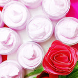 Rose body butter www.sunbasilsoap.com