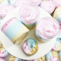 Unicorn Whipped Body Butter at Sunbasil Soap