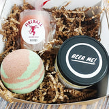 Bath Gift Set for Him on Father's Day available at Sunbasil Soap