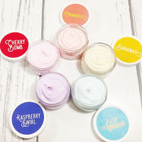 Body Butter Sampler Pack for summer skincare at Sunbasil Soap