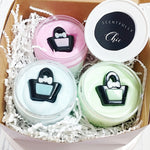 Scentfully CHIC Sugar Scrub Soap Gift Set