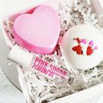 Valentines Day Spa Gift Set for girlfriend, daughter, wife, best friend and all the loves on your Valentine's Day list