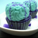 Zombie Brain soap for your Walking Dead fans - sunbasilgarden.com