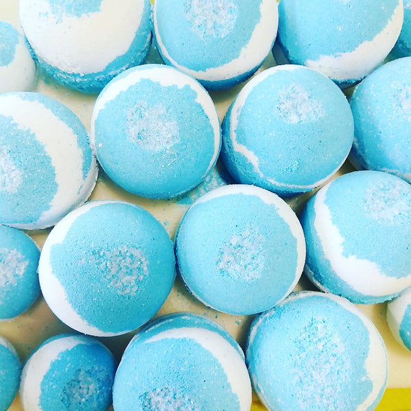 Beach Blue Bath Bomb - Men and Women approved