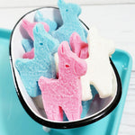 Llama soaps at Sunbasil Soap for your llama party favors and llama obsessed