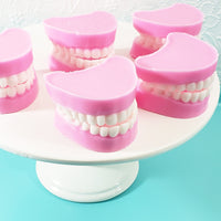 Denture soap / Sunbasil Soap/ False teeth Soap/ Gag gifts