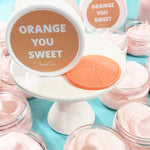 Orange Body Butter www.sunbasilsoap.com