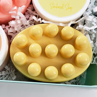 Orange and Lemon Bath Gift Set www.sunbasilsoap.com