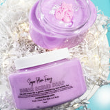 Sugar Plum Fairy Sugar Body Scrub www.sunbasilsoap.com