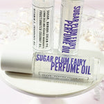 Sugar Plum Fairy Perfume Oil www.sunbasilsoap.com